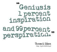 genius quote